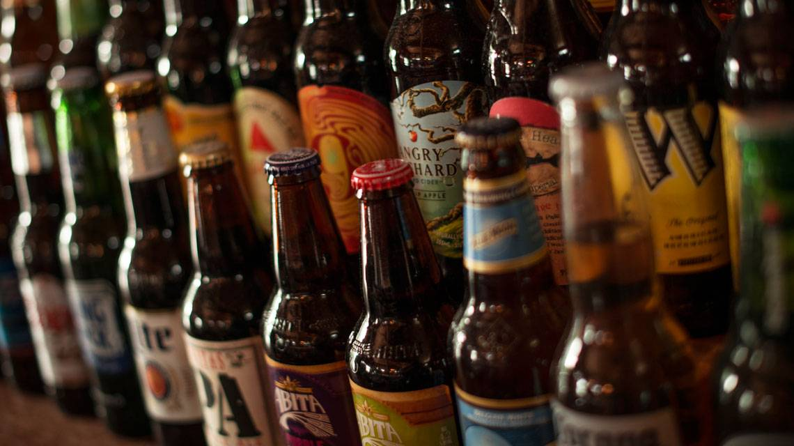 beer-bottles