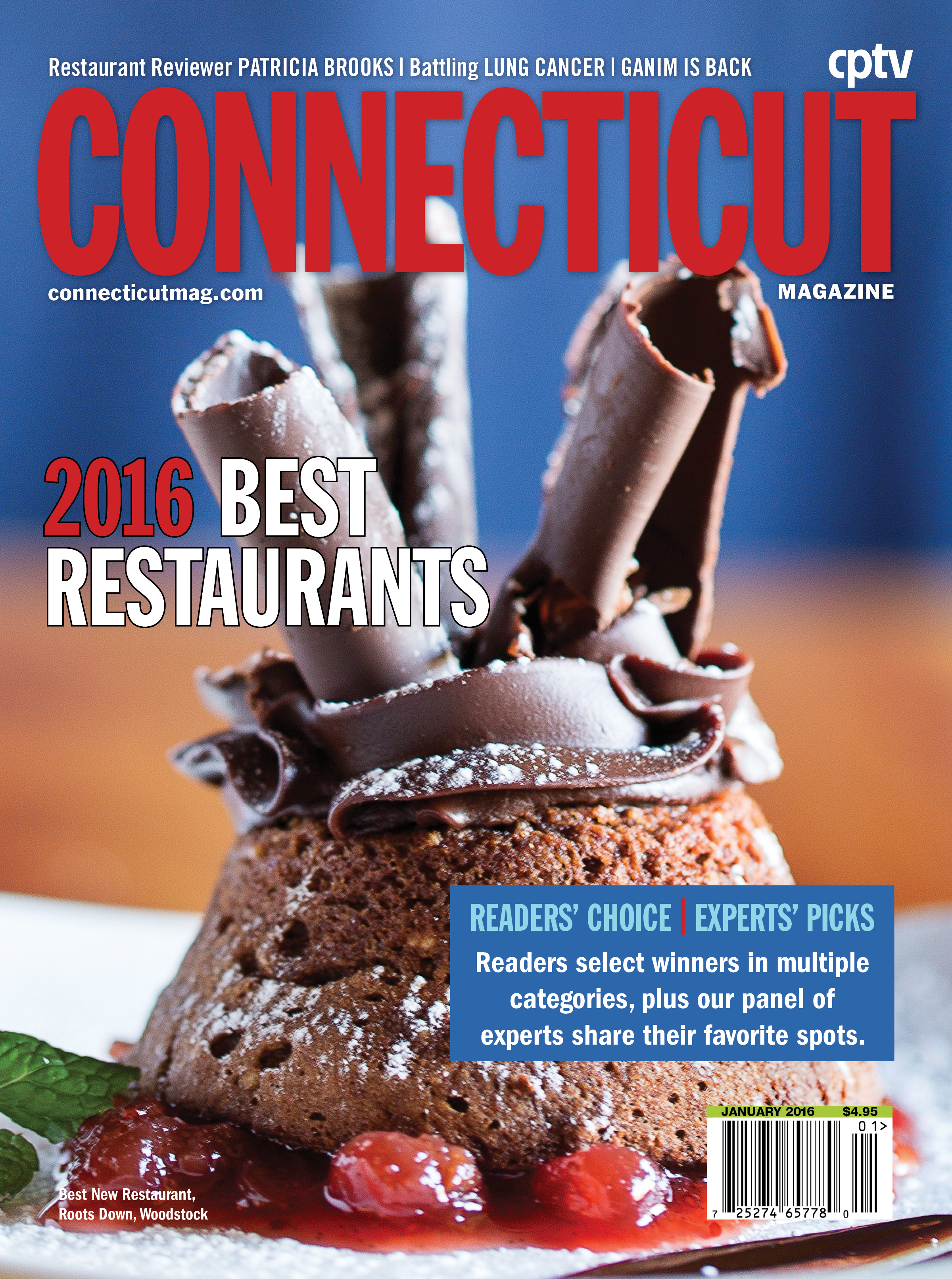 the hideaway was featured in connecticut magazine - Raised Panel Restaurant 2016